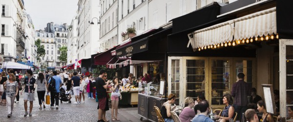 Experience the real Paris on the Rue Cler