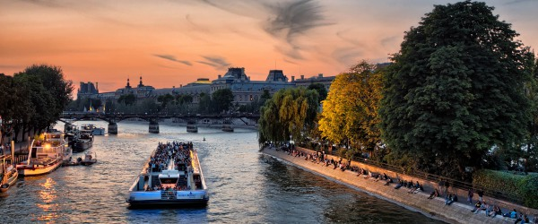 For Valentine's Day; the most romantic places in Paris