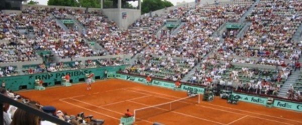 Get ready for the Roland Garros