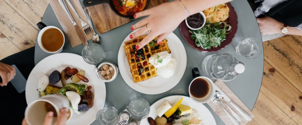Summer brunch in Paris; the best places to go