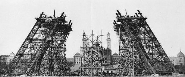 The extraordinary history of the Eiffel Tower