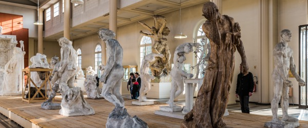 The Rodin Museum; a timeless place